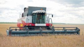 Экспорт российской сельхозтехники в Молдову в 2015 году увеличился на 36%